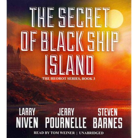 The Secret of Black Ship Island by