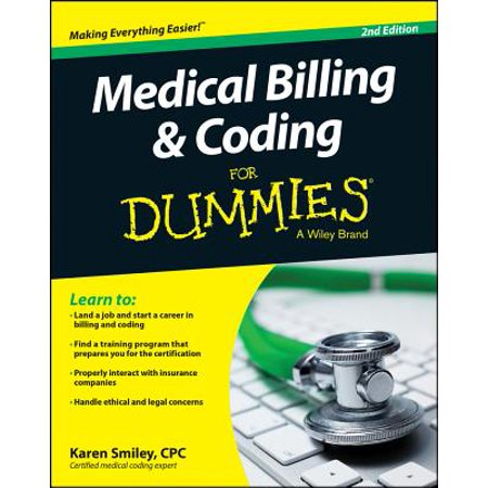 Medical Billing and Coding for Dummies (Best Medical Coding Schools)