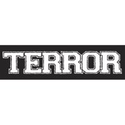 Terror - Sticker