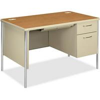 Mentor 88251R Single Pedestal Desk