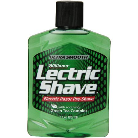 Lectric Shave Pre-Shave Original 7 oz (Pack of 6)