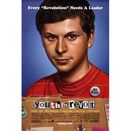 Youth In Revolt Poster Movie  27X40