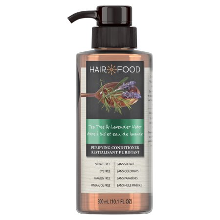 Hair Food Tea Tree & Lavender Sulfate Free Conditioner, 300 mL, Dye Free - 500 Ml Conditioner