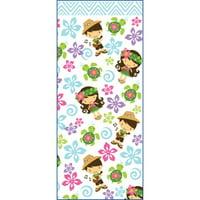 Gift Wrap Greatlines Small Treat Bags Aloha Cuties