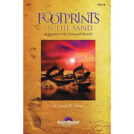 Footprints in the Sand : A Journey to the Cross and (Footprints Cross)