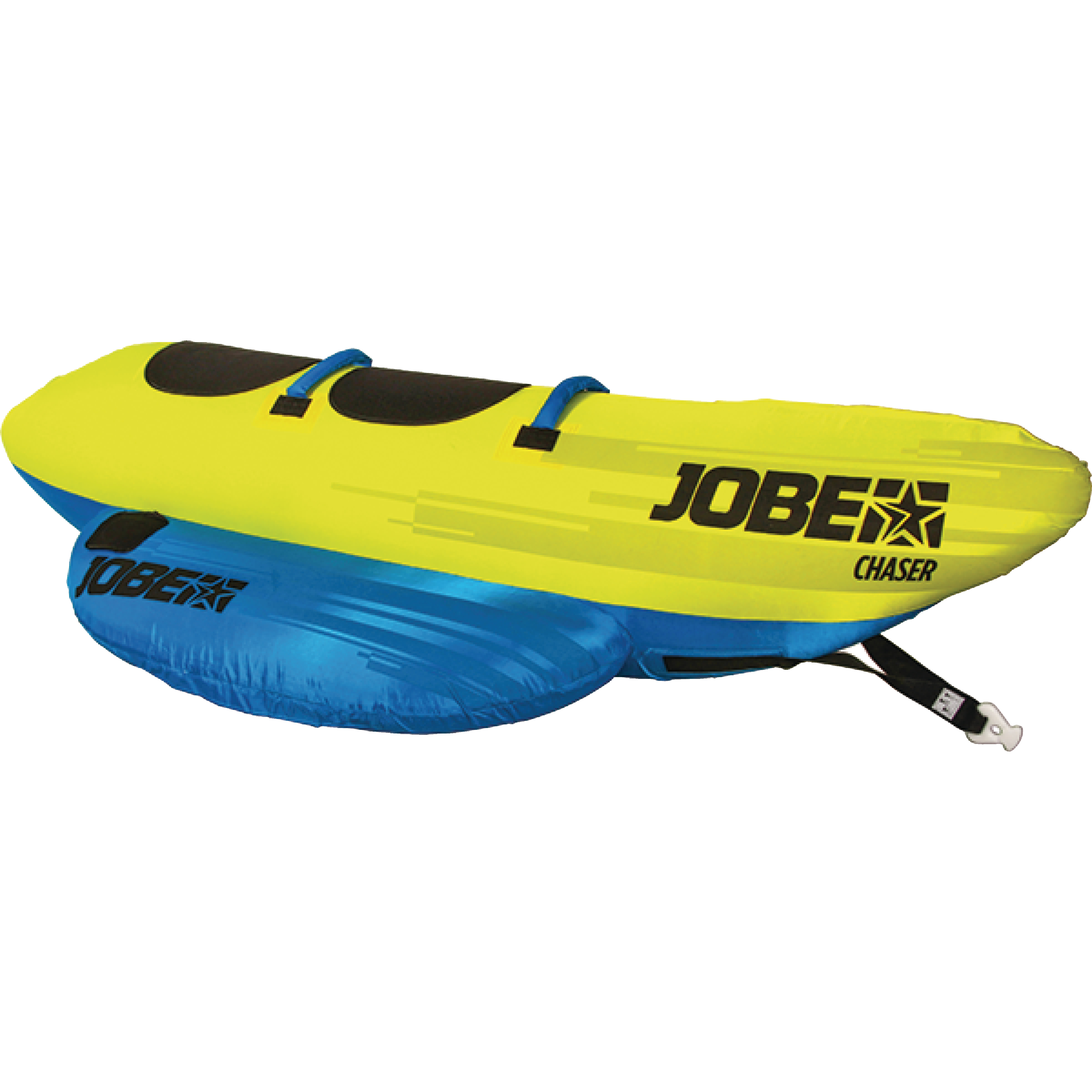 Jobe Chaser Yellow & Blue Inflatable Towable