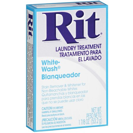 Rit Laundry Treatment White-Wash, 1.78 Oz