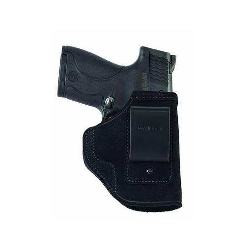 Galco Stow-N-Go Inside The Pant Holster,Black,Right Hand,Glock 42 w Viridian ECR by