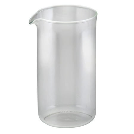 BonJour Coffee and Tea 3-Cup Clear Replacement