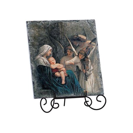 CB Catholic YS867 MS 8 x 10 in. Song of Angels Plaque - image 1 of 1