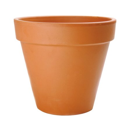 Mainstays terra cotta flower pot 2 for Small clay flower pots