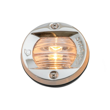 Attwood Round Flush Mount Transom Light