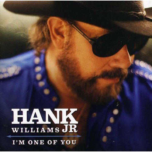Hank Williams Jr. - I'm One of You [CD]