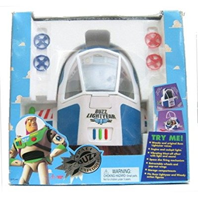 Thinkway toy story ~ buzz lightyear - space explorer