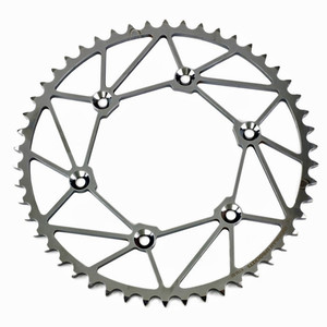MSR HP Steel Rear Sprocket 49 Tooth Fits 06-11 Kawasaki KX450F