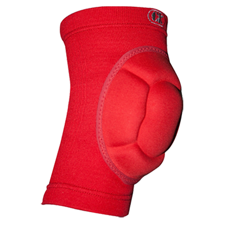 Cliff Keen The Impact Adult Knee Pad - Scarlet