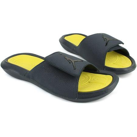 1e36a0484a616b Jordan Mens Hydro 6 Slide Sandals - Walmart.com