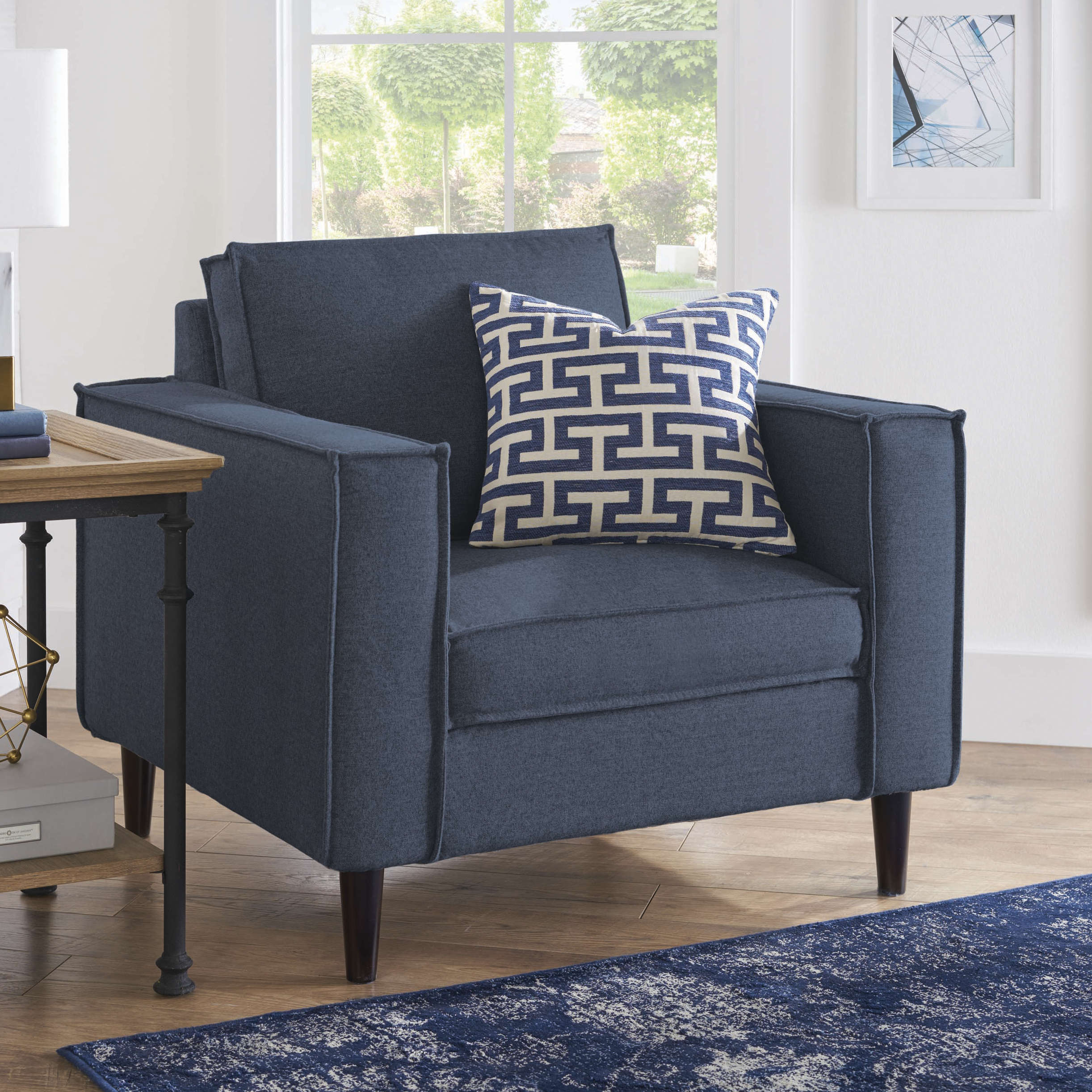 Better Homes & Gardens Campbell Chair, Multiple Colors