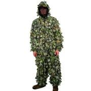 Mossy Oak Leafy Bug Suit, Camo, SM/MD