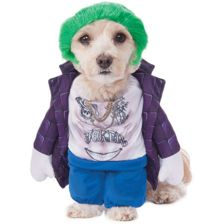 Suicide Squad The Joker Pet Halloween Costume
