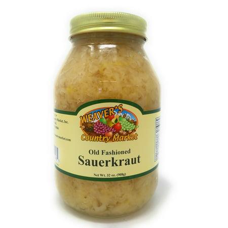 Weaver's Country Market Sauerkraut