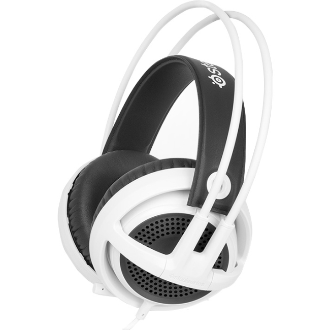 SteelSeries Siberia V3 Stereo Gaming Headset - White