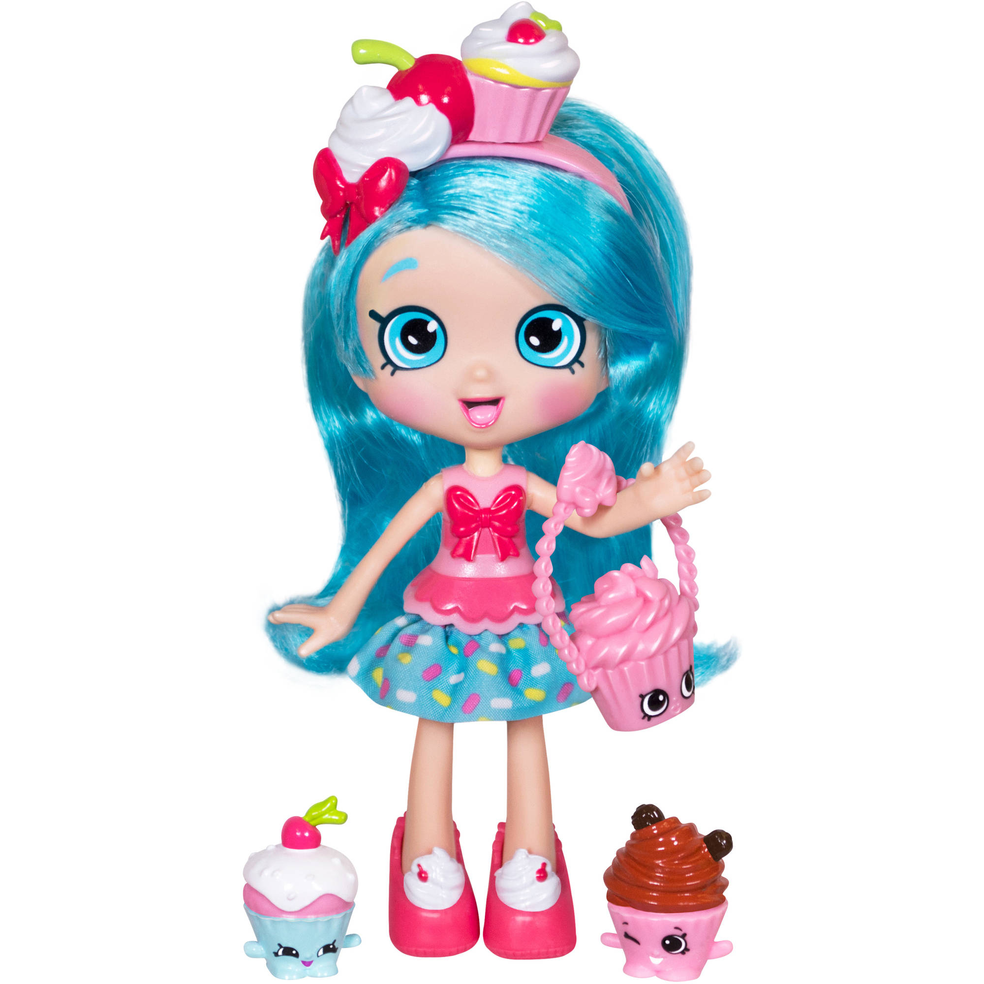 Shopkins Shoppies S1 Doll Pack, Jessicake