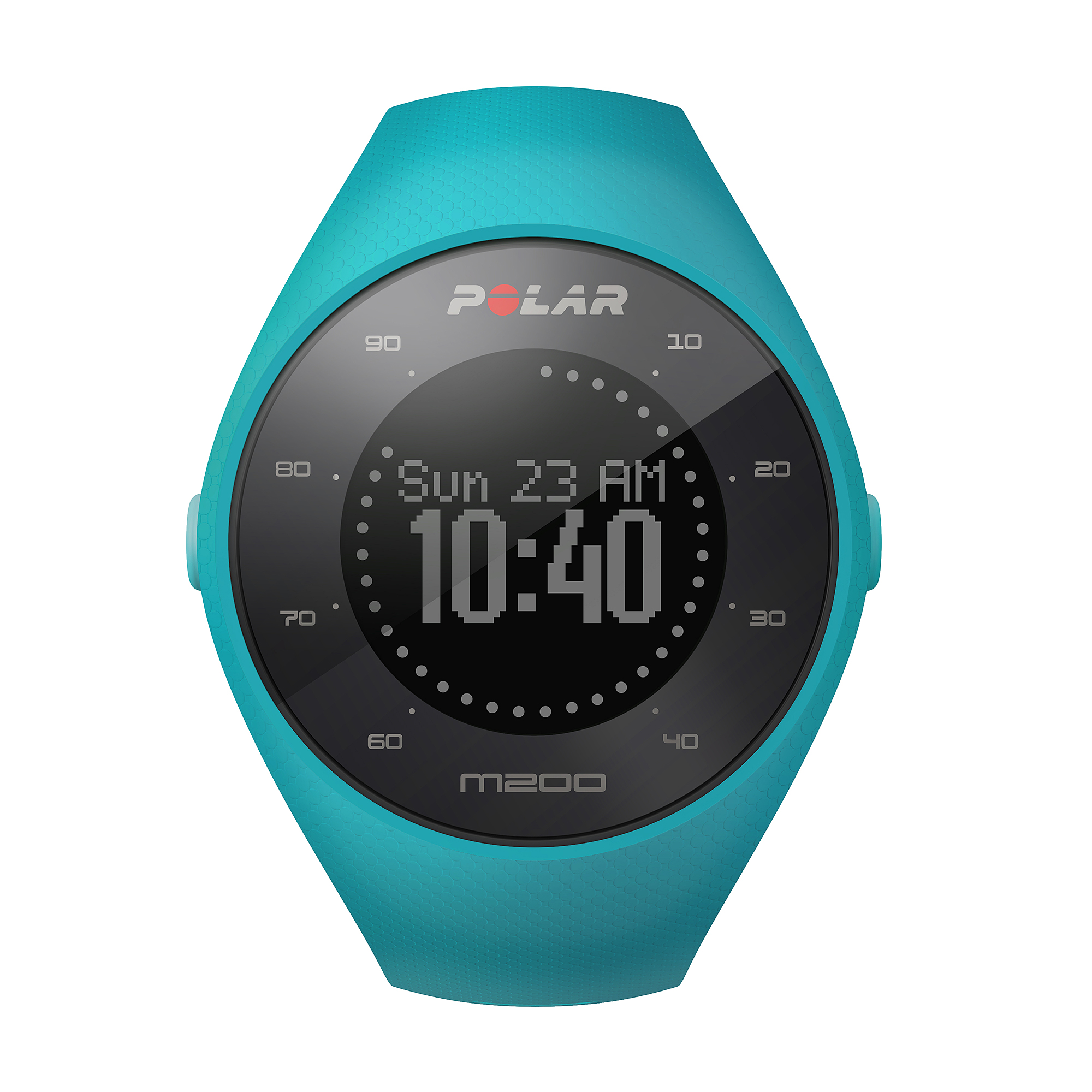 Polar M200 GPS Watch With Optical Heart Rate