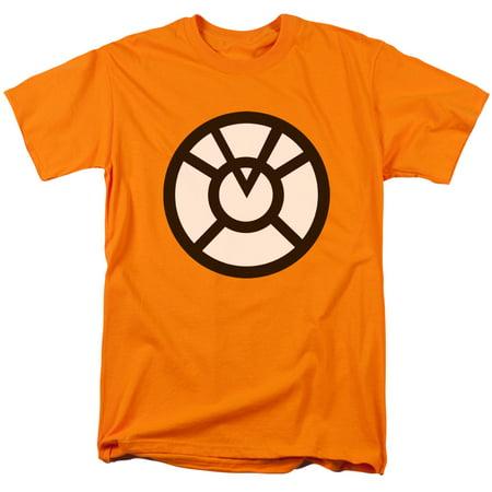 Green Lantern DC Comics Agent Orange Adult T-Shirt Tee (Agent Orange T-shirt)