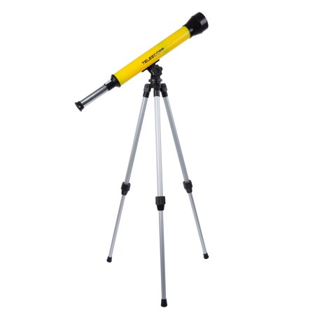 Telescope for Kids - 30x Magnification by Hey! (Best Type Of Telescope)
