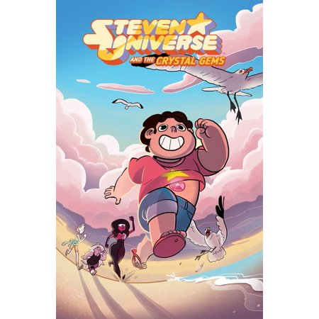 Steven Universe & The Crystal Gems - eBook (Steven Universe And The Crystal Gems 4)