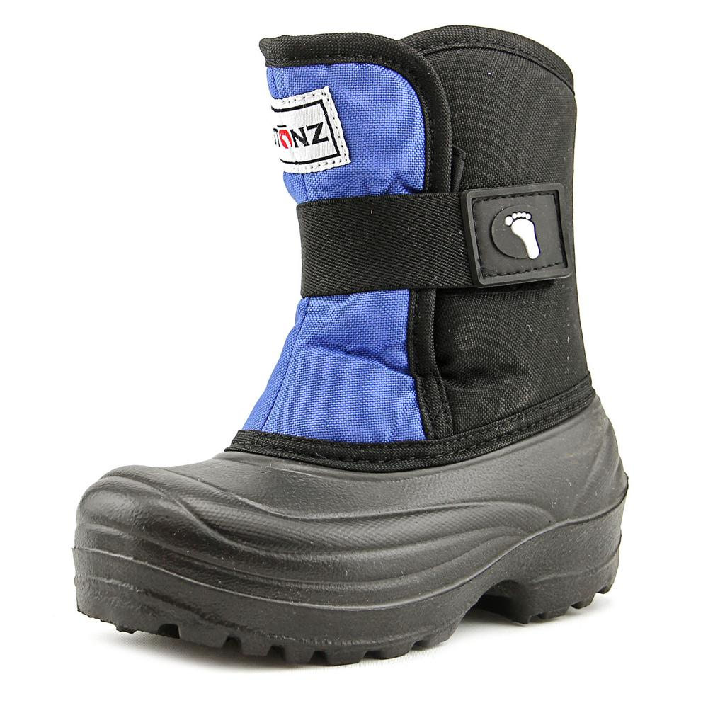 Stonz Trek winter bootz   Round Toe Synthetic  Winter Boot