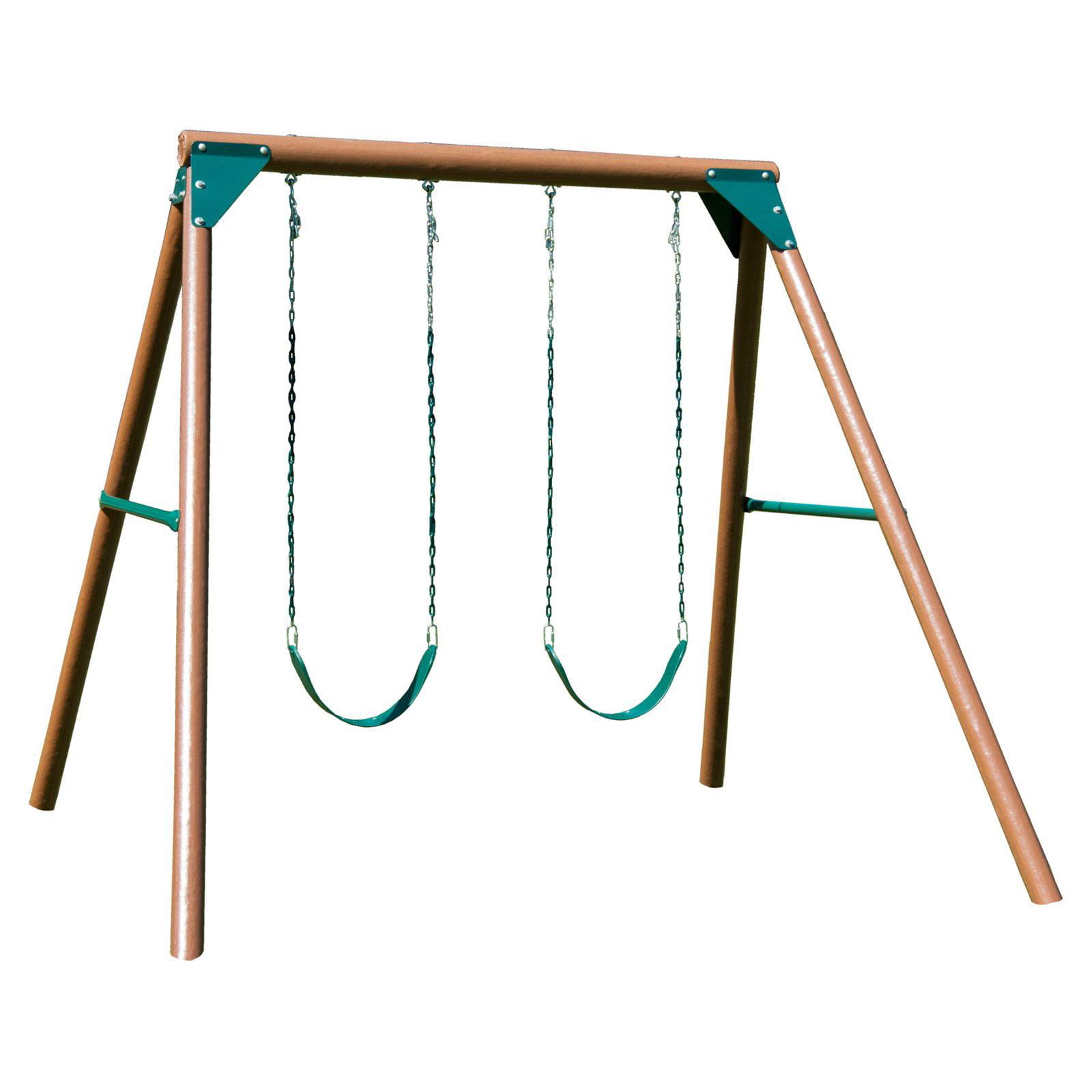Swing-N-Slide Equinox Swing Set by Overstock