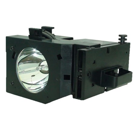 Original Philips TV Lamp Replacement with Housing for Panasonic PT-56DLX75 - image 5 de 5