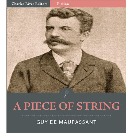 A Piece of String (Illustrated Edition) - eBook