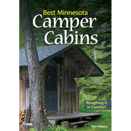 Best Minnesota Camper Cabins - eBook