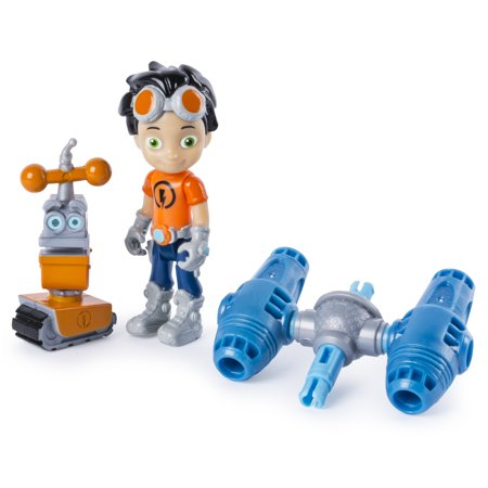 Rusty Rivets - Rusty and Crush (Crush Figure)