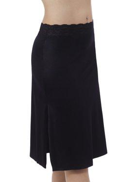 Women's Adjustable 24 Inch Half Slip, Style 11073