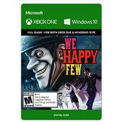 We Happy Few, Microsoft, Gearbox, [Digital Download]