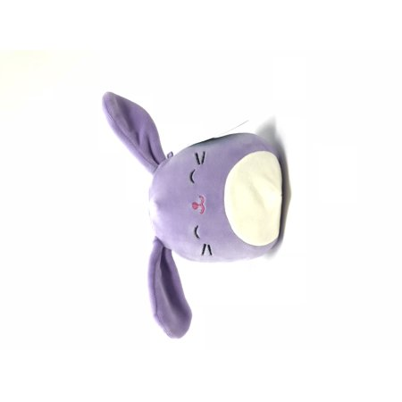 Kellytoy Squishmallows Easter Themed Pillow Plush Toy (Purple Bunny, 5 inches) - Plush Easter Bunny