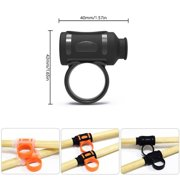 SKY Cool Drumsticks Accessories, Easy Stick Twirl, Grip or Control Clips Drum Stick Grip for #7 Drum Stick