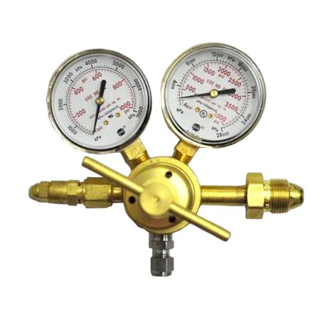 Victor 0781-1408 SR4F-580 Inert Gas Regulator (NEED TO SPECIFY DELIVERY RANGE)