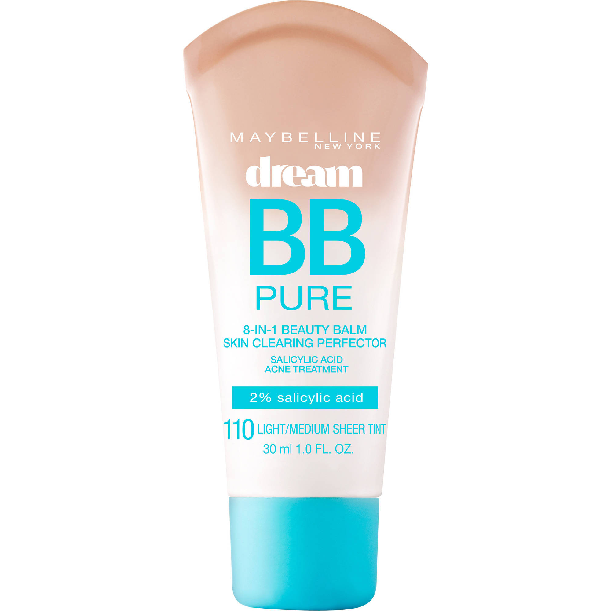 Maybelline Dream Pure BB 8-in-1 Skin Clearing Perfector