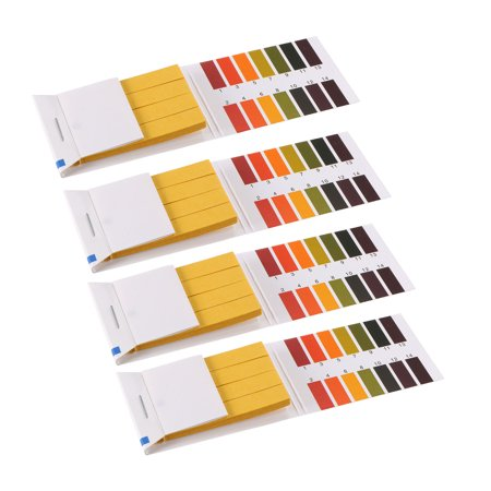 PH Test Strips 1-14 Universal Indicator Paper Lab Litmus Tester Water Food Alkaline Acid (Ph Indicator Lab)
