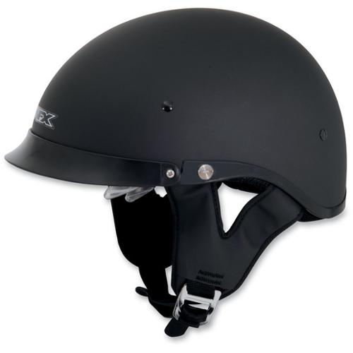 AFX FX-200 Solid Helmet Flat Black