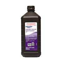 (4 pack) Equate 3% Hydrogen Peroxide 32oz