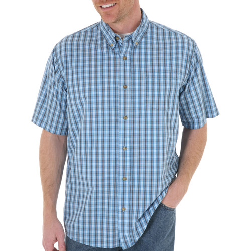Wrangler Big Men's Woven Shirt