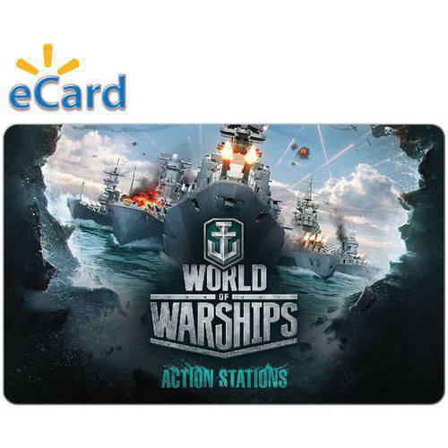 Wargaming net World of Warships (PC) (Email Delivery)