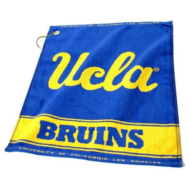 Team Golf 23580 UCLA Bruins Woven Golf Towel