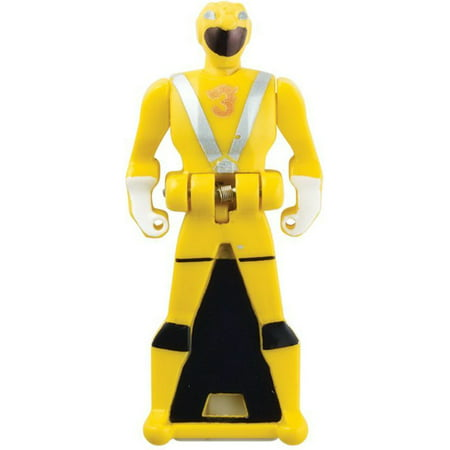 Power Rangers Super Megaforce Yellow RPM Ranger (Power Rangers Rpm Formula)